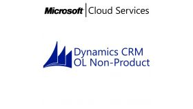 MICROSOFT Dynamics CRM Online Non-Production, , Any, Volume License Subscription (VLS), Cloud, Single Language Language, 1 user, 1 year