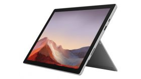 MS Surface Pro7 Intel Core i5-1035G4 12.3inch 16GB 256GB Comm SC Eng Intl EMEA/Emerging Markets Hdwr Commercial Platinum