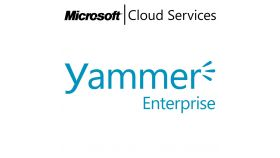 MICROSOFT Yammer Enterprise, , Any, Volume License Subscription (VLS), Cloud, Single Language Language, 1 user, 1 year