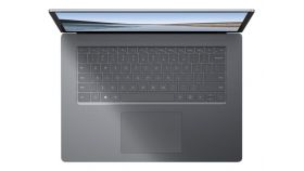 MS Surface Laptop 3 15inch i5-1035G7 8GB 256GB Comm SC Eng Intl EMEA/Emerging Markets Hdwr Commercial Platinum