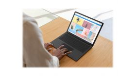 MS Surface Laptop 3 15inch i5-1035G7 8GB 256GB Comm SC Eng Intl EMEA/Emerging Markets Hdwr Commercial Black