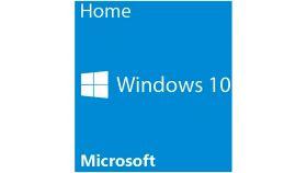 Win Home 10 64Bit Eng Intl 1pk DSP  DVD