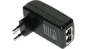 Захранващ PoE адаптер MIKROTIK 18V 1A