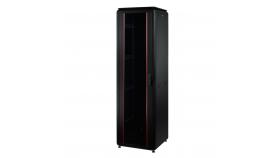 MIRSAN MR.GTV26U66.01 :: Сървърен шкаф - 26U, D=610mm, W=610mm, Черен, свободно стоящ, Versatile