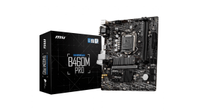 MSI B460M PRO /LGA1200