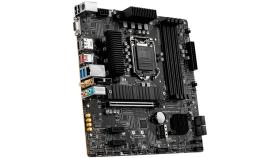 MSI B560M PRO-VDH WIFI,m-ATX,Socket 1200,Intel B560 Chipset,4 DIMMs Dual Channel DDR4 up to 5066(OC)MHz,1x PCIe x16 slot,2x M.2 slot,2x USB 3.2 Gen 2,2x USB 3.2 Gen 1,2x USB 2.0,1x HDMI,1x DP,1x VGA,WiFi 6,2.5G LAN, 7.1 Audio,3y warranty