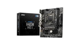 MSI H410M PRO-E /LGA1200