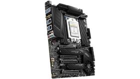 MSI Main Board Desktop AMD TRX4 (8xDDR4, Realtek ALC1220,  2x Intel® I211AT, 4xPCIEX16, 1xPCIEX1, 2x M.2, 8 xSATA 6Gb/s, RAID 0,1,10, 1x USB Type-C, 4xUSB 3.2 Gen 1, 4xUSB 2.0),ATX, Retail