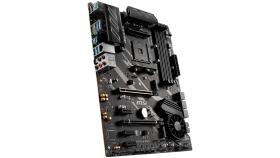 MSI Main Board Desktop X570 (SAM4, 4xDDR4, 2xPCI-Ex16, 3xPCI-Ex1, 6xSATA III, 2xM2, RAID, HDMI, USB3.2, USB2.0, GLAN) ATX Retail