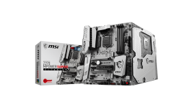 MSI Z270 MPOWER GAMING TITANIU