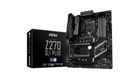 MSI Z270 SLI PLUS /LGA1151