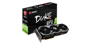 MSI RTX2080 DUKE 8GB OC
