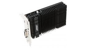 MSI Video Card GeForce GT 1030 OC GDDR5 2GB/64bit, 1265MHz/6008MHz, PCI-E 3.0 x16, HDMI, DP, Heatsink, Low-profile, Retail