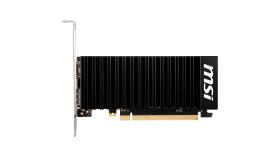 MSI Video Card GeForce GT 1030 LP OC GDDR4 2GB/64bit, PCI-E 3.0 x16, DisplayPort, HDMI, DX 12, Retail