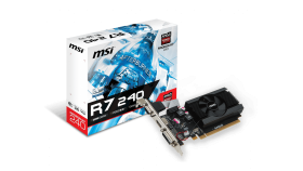MSI R7 240 2GD3 64B LP