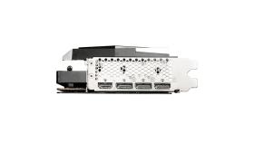 MSI Radeon RX 6900 XT GAMING Z TRIO 16G, 16GB GDDR6, 256-bit, 512.0 GB/s, 16000 MHz Effective Memory Clock, Boost: 2425 MHz, 5120 Cores, 3x DP 1.4, HDMI 2.1, 850W Recommended PSU, 3Y