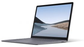 MICROSOFT Surface Laptop3 i5-1035G7 13.5inch Touch PixelSense 8GB DDR4 128SSD Windows Hello 802.11ax Win10H Platinum