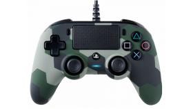 Жичен геймпад Nacon Wired Compact Controller Camo Green
