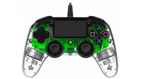 Жичен геймпад Nacon Wired Illuminated Compact Controller Green