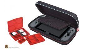 Чанта за гейминг конзола Nacon Bigben Nintendo Switch Travel Case NNS40, Черен