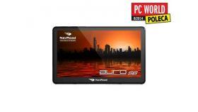 "Navroad Auro S6 GPS/Glonass  навигационна система, 5"",Win CE,FM,Bluetooth,Navigator Free"