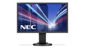 """Монитор NEC E243WMi 24"""" IPS TFT with W-LED backlight, DVI, D-Sub, DisplayPort"""