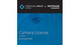 Лиценз Netgear Milestone Arcus за 4 камери