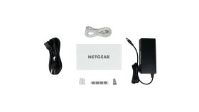 Суич Netgear GC108P, 8 x 10/100/1000 Gigabit Cloud Smart switch, 8 x POE+, auto VoIP and Video, ACL (Up to 126W)