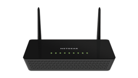 Рутер Netgear R6220, 4PT AC1200 (300 + 867 Mbps) WIFI Gigabite Router with USB, ReadySHARE