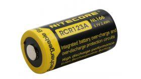 Акумулаторна батерия CR-123 LiIon  3V 16340 650mAh NITECORE