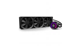 Охладител за процесор NZXT Kraken Z73 (360mm), водно охлаждане с дисплей, RL-KRZ73-01 AMD/Intel