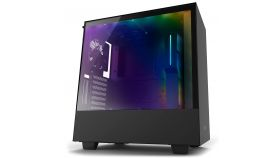 Кутия NZXT H500i Smart Matte Mid-Tower, Black