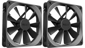 Вентилатор NZXT Aer F 120 Twin Pack