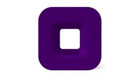 Поставка за слушалки NZXT Puck Purple BA-PCKRT-PP