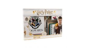 Комплект Numskull Harry Potter - Notebook, Pen, Keychain, Socks, Coasters