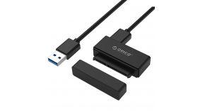 """Адаптер за 2.5"""" HDD/SSD дискове Orico 21UTS USB 3.0"""