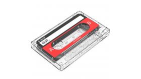 """Прозрачна кутия за 2.5"""" HDD/SSD дискове Orico 2580U3-CR USB 3.0"""