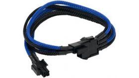 Кабел ORICO EPS 4+4Pin to 8Pin ext BK blue 30cm