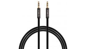 Аудио кабел Orico XMC-10 3.5-3.5mm XMC-10-BK