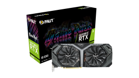 PALIT RTX2080 GAMEROCK 8GB
