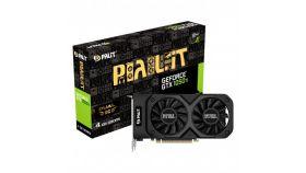 VC Palit nVidia GTX1050Ti Dual OC 4096MB 128BIT, Dual DVI+HDMI+DP part N# NE5105TS18G1D
