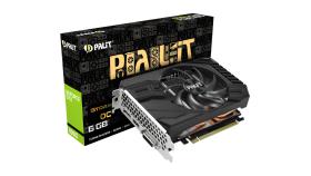 PALIT GTX1660 STORMX OC 6GB