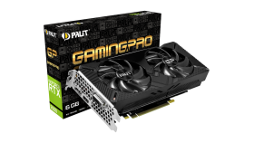PALIT RTX2060 GAMINGPRO OC 6GB