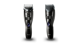 Panasonic ER-GB37-K503 Rechargeable Beard Hair Clipper Wet Dry Washable Cordless