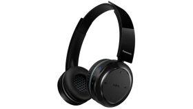 Panasonic цифрови безжични стерео слушалки c Bluetooth® & NFC™, черни