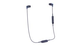 Panasonic безжични слушалки с Bluetooth® за поставяне в ушите, сини