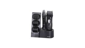 Комплект за бръснене и подстригване Panasonic ER-GY10CM504 за тяло и лице, нос и уши, портативен, тип батерия - акумулаторна с възможност за употреба под вода