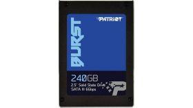 Твърд диск SSD Patriot PBU240GS25SSDR