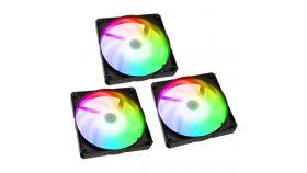 Комплект вентилатори Phanteks SK PWM 140x140x25 D-RGB, 3 броя