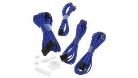 Комплект оплетени кабели PHANTEKS, Blue